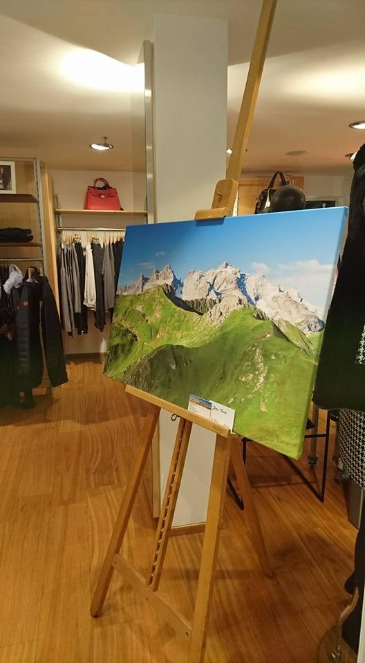 11 Schruns Kunst- Einkaufsnacht Landschaftsfotos - Fotograf Netzer