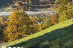 Bildkalender Montafon 2017 - Bild November