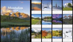 Bildkalender Montafon 2014