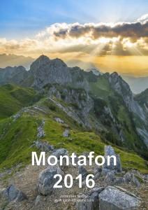 Bergkalender Montafon 2016