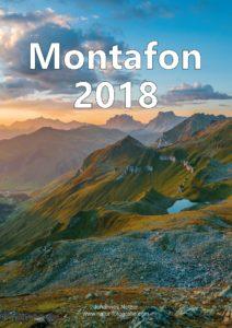 Bildkalender Montafon 2018